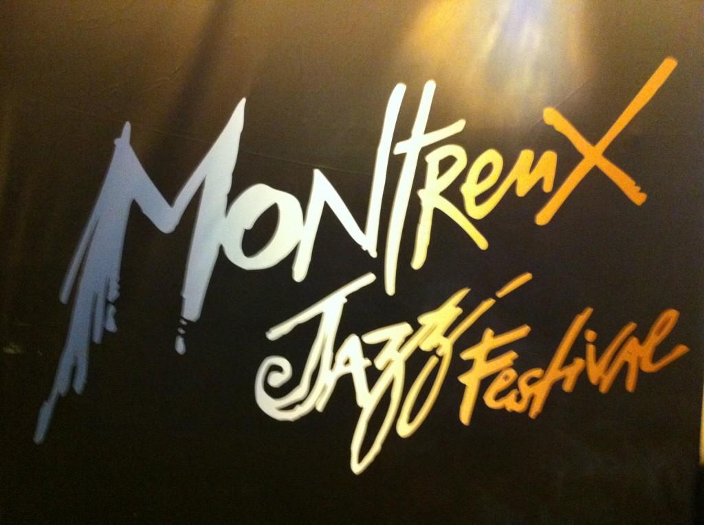 Montreux Jazz Fest!