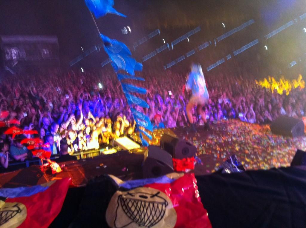 M.I.A. at Cruilla Festival, Barcelona 2012