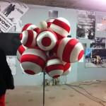 Gareth Pugh's Balloons Dress