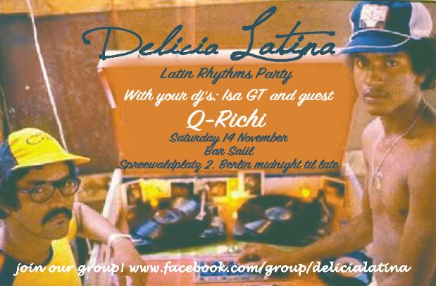 Delicia Latina Vol 7