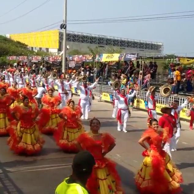 Clasicos del Carnaval de Barranquilla Vol.1