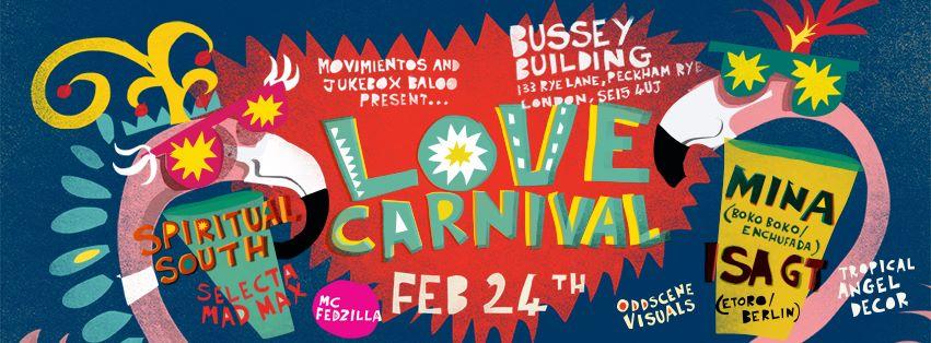 Love Carnival feb 2017