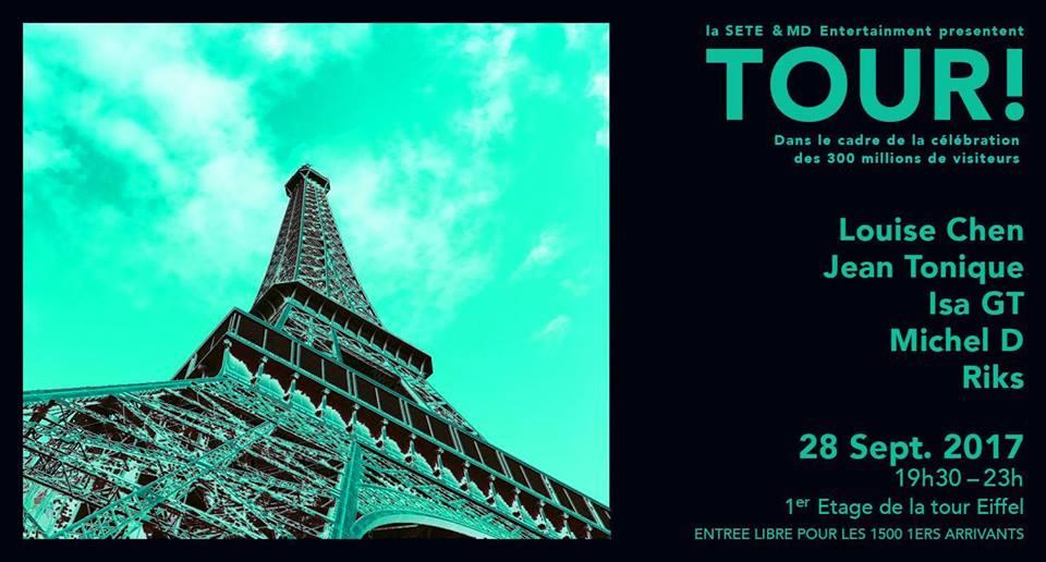 Tour! 300 millions flyer